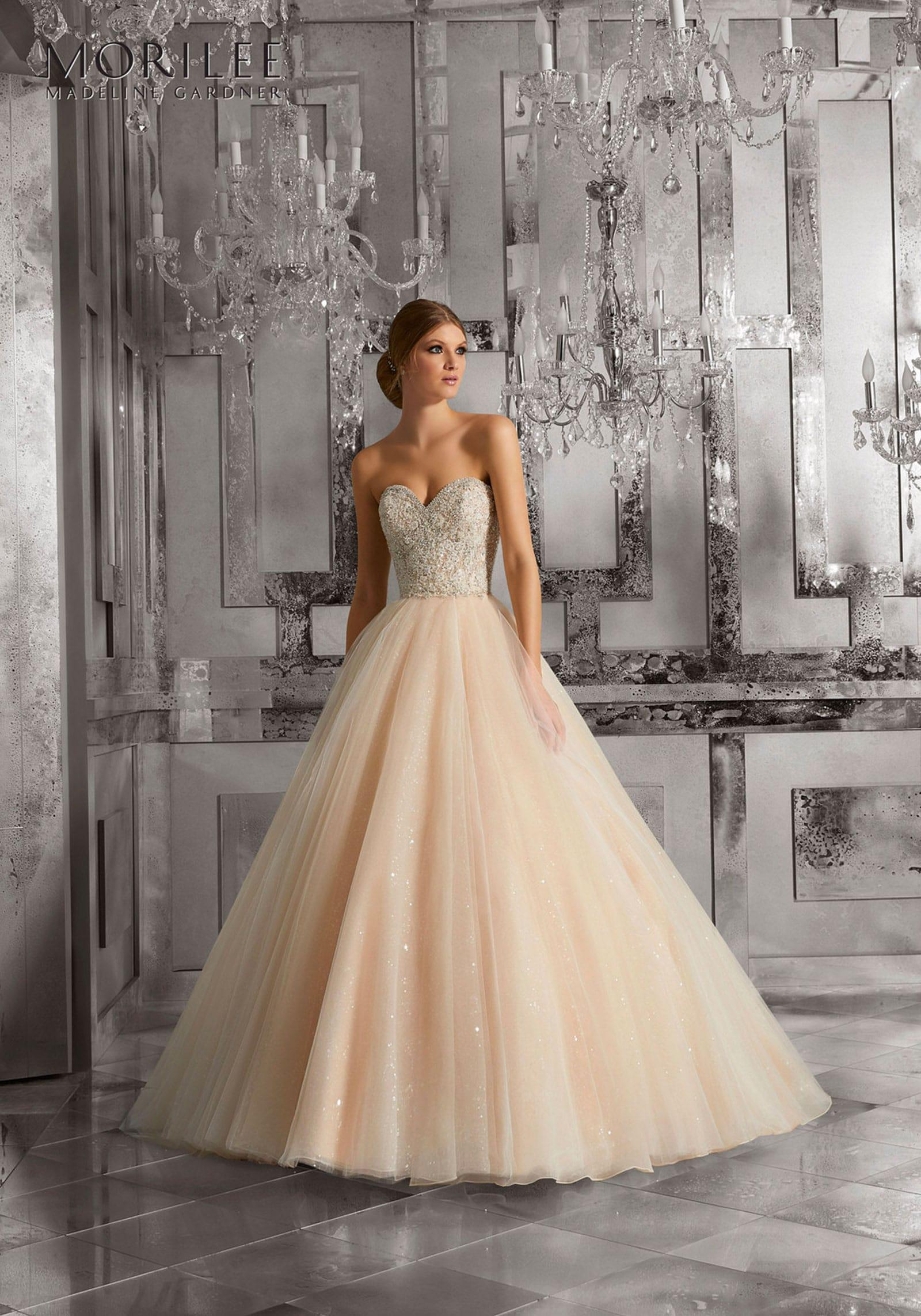 abito da sposa Morilee 8175