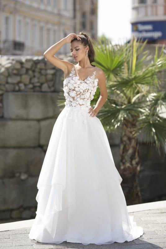 abito da sposa modello Eloise