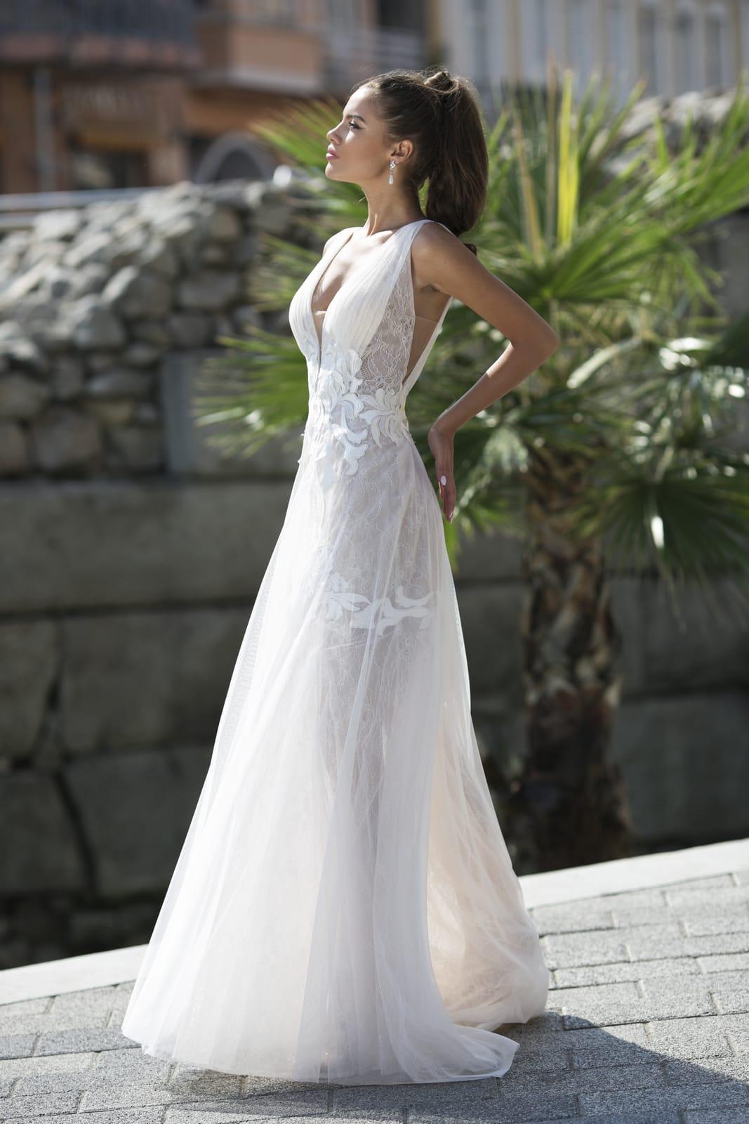 4979a4cdac50 abito da sposa modello shalia