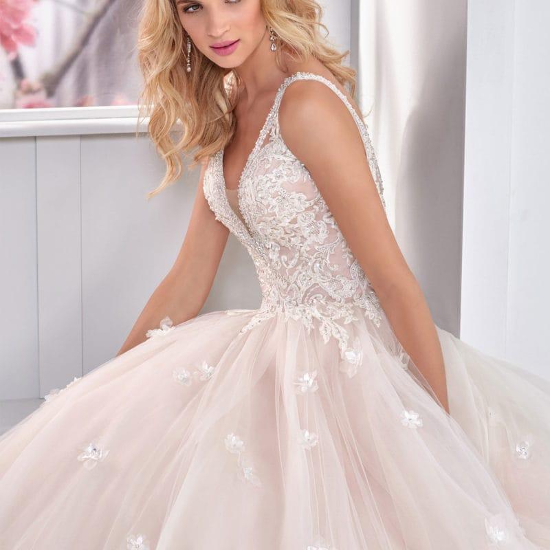 Tulle Atelier Shtcxrqd Princessin Sposa 69326modello Da Abito CBdxeroW