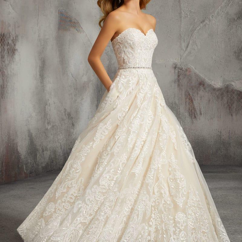 8273 A style dress