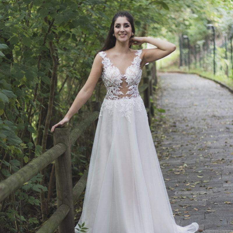 Charlese - abito da sposa